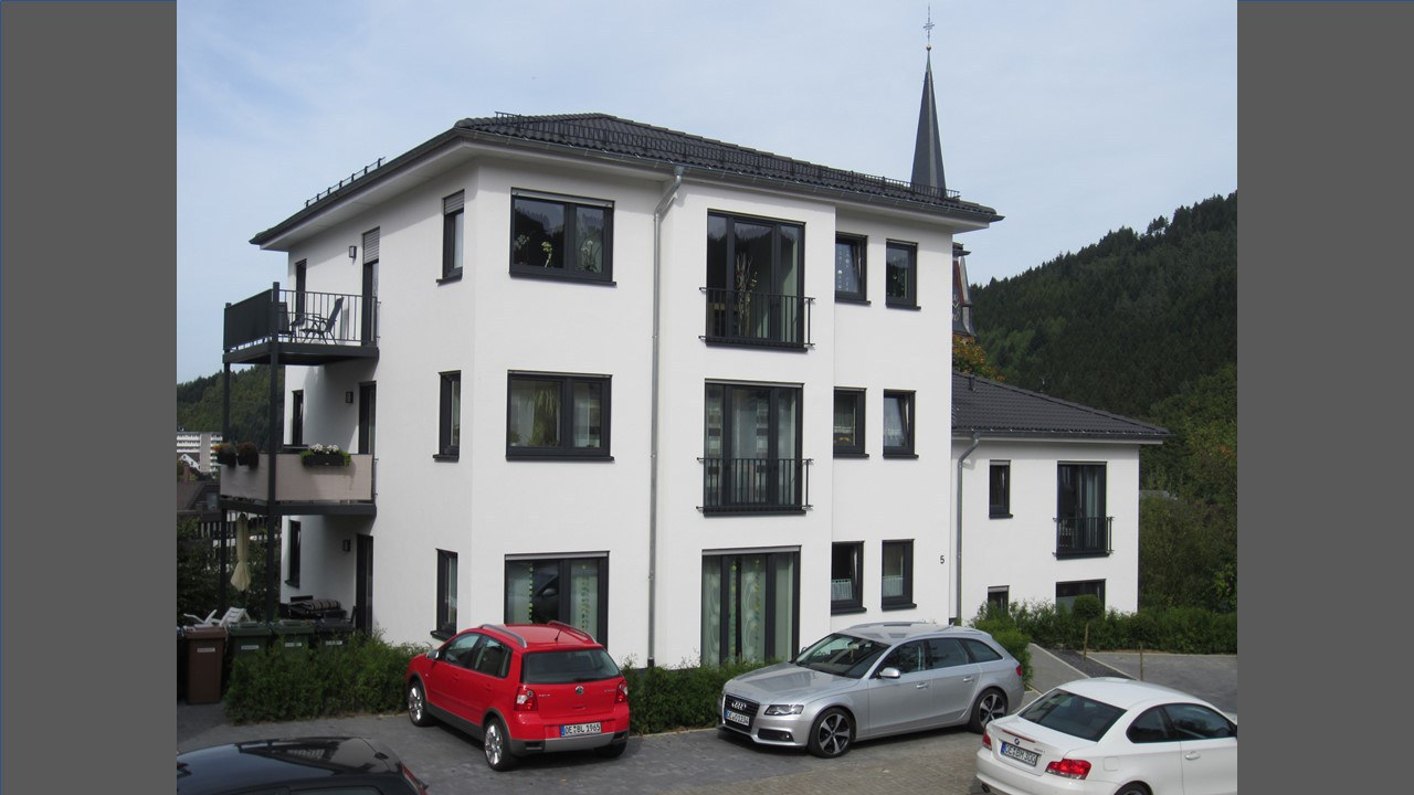 Mehrfamilienhaus Lennestadt-Altenhundem