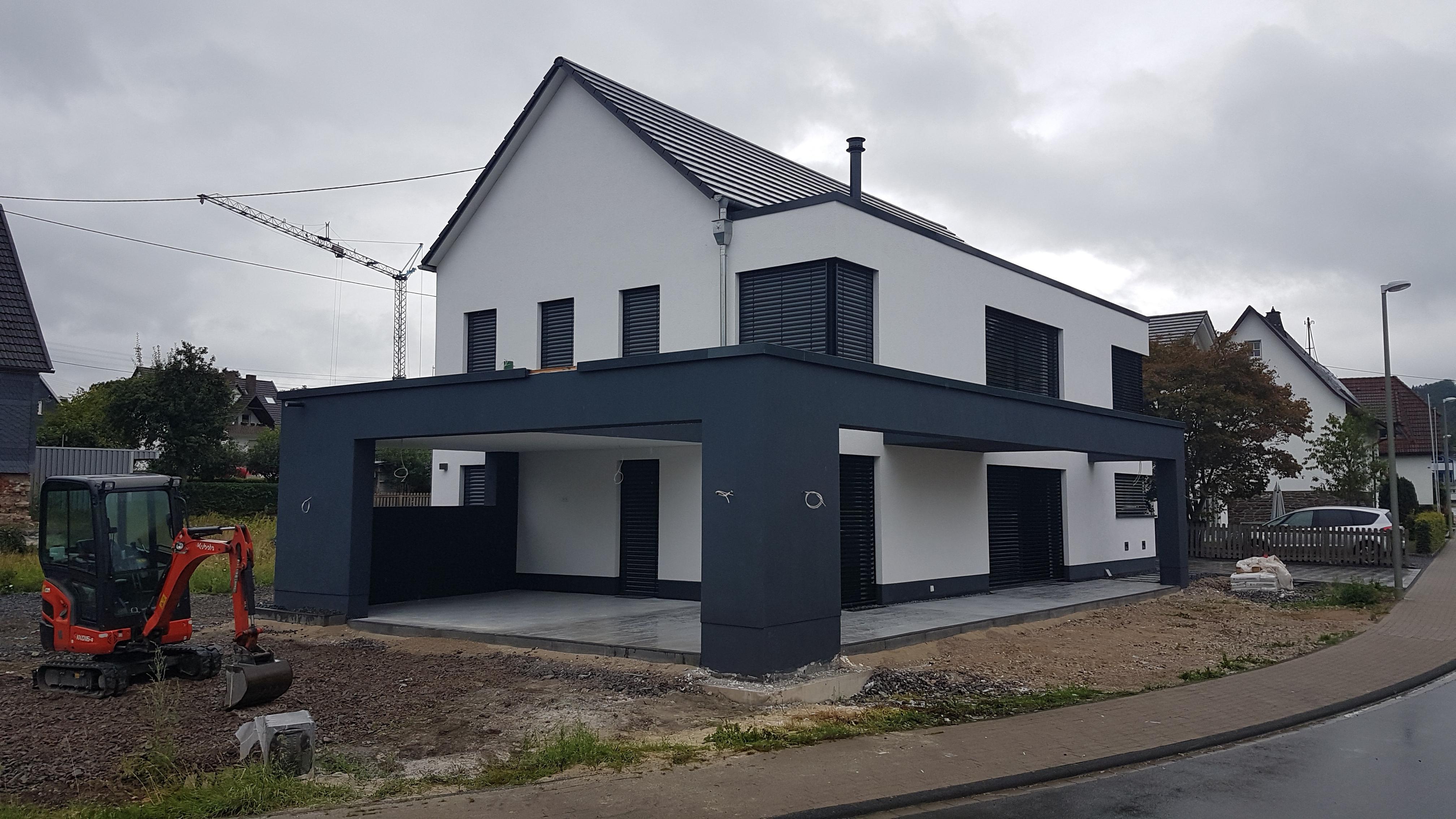 Neubau Wohnhaus K16 in Lennestadt