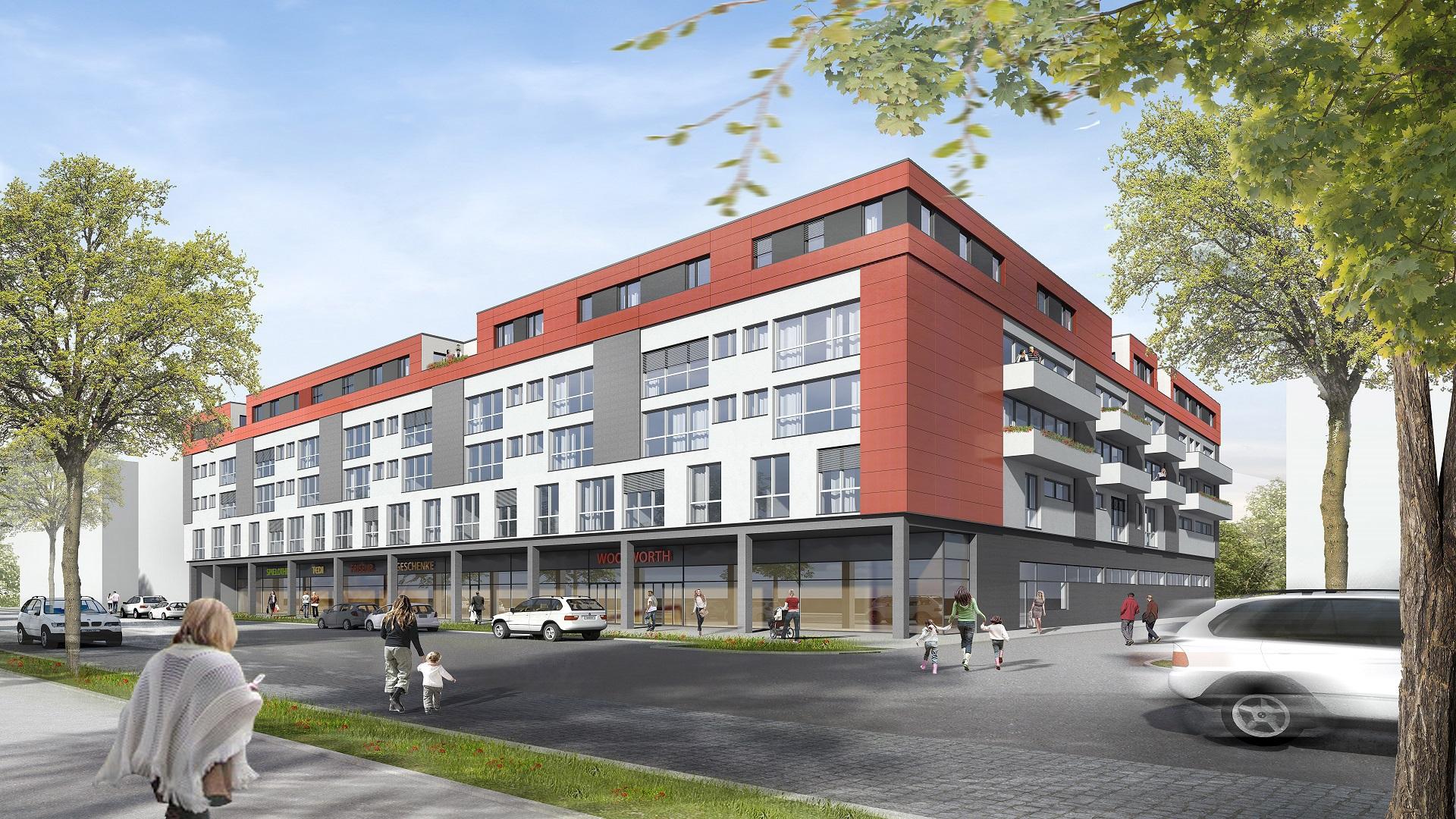 Erweiterung und Umbau Wohn- und. Geschäftshaus in Buxtehude