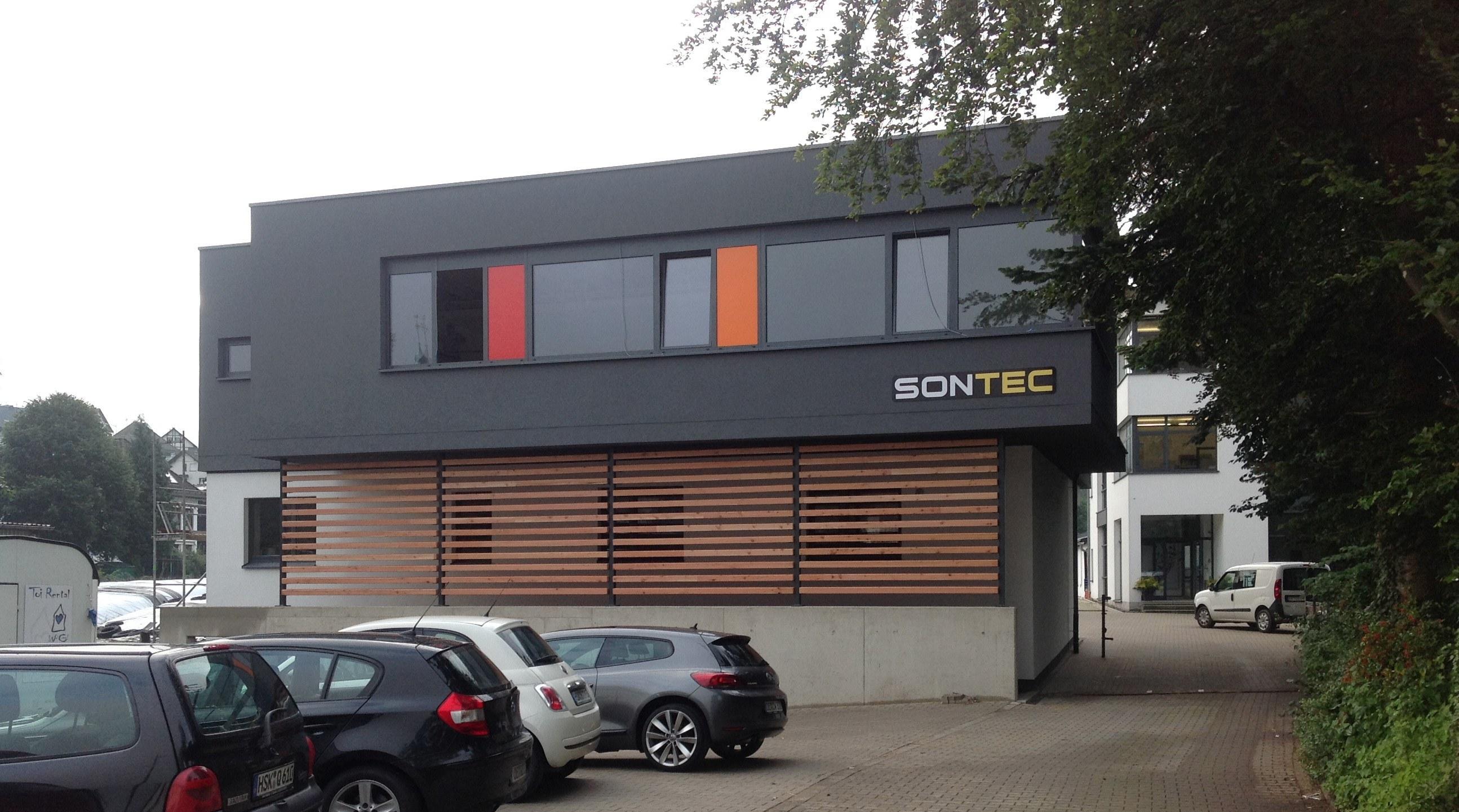 Sontec Test- und Entwicklungszentrum
