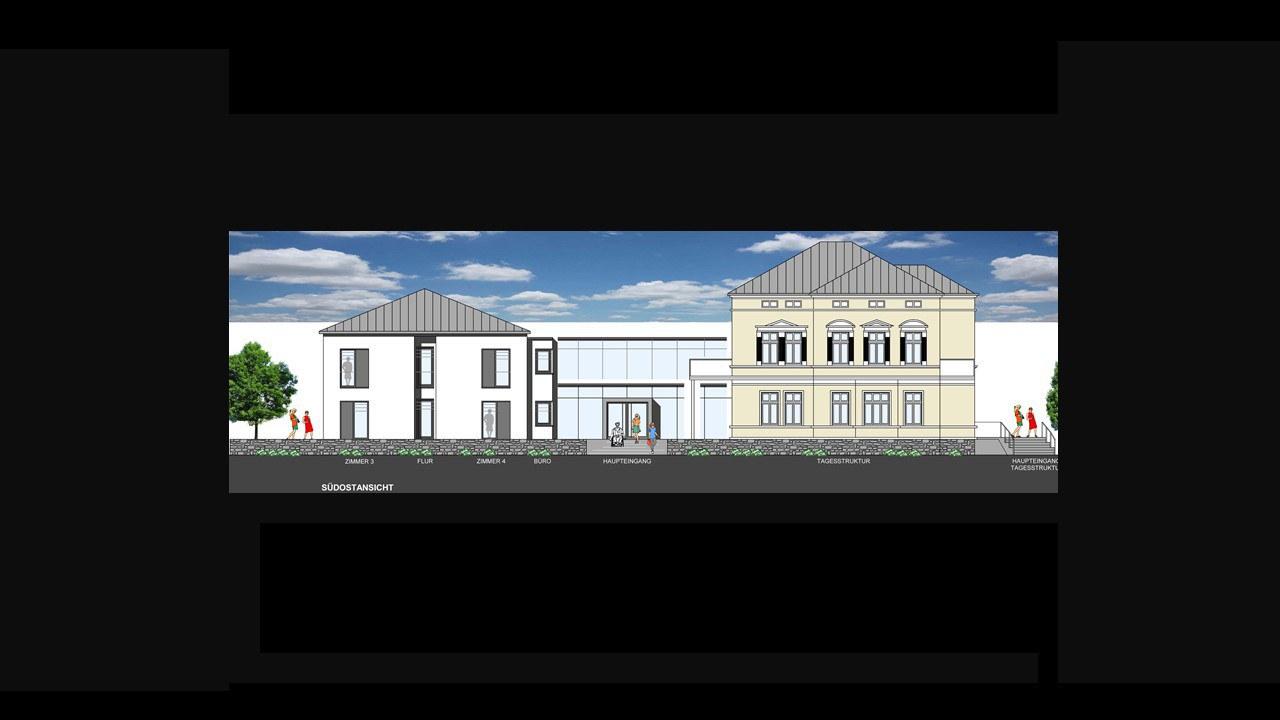 Neubau Focus-Haus