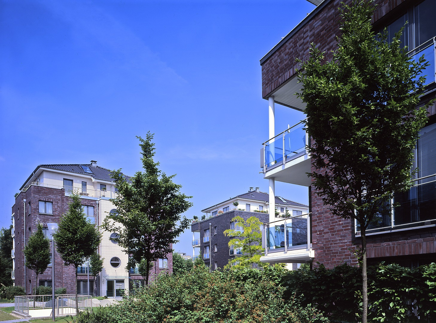 Neubau Hohenzollernpark Recklinghausen