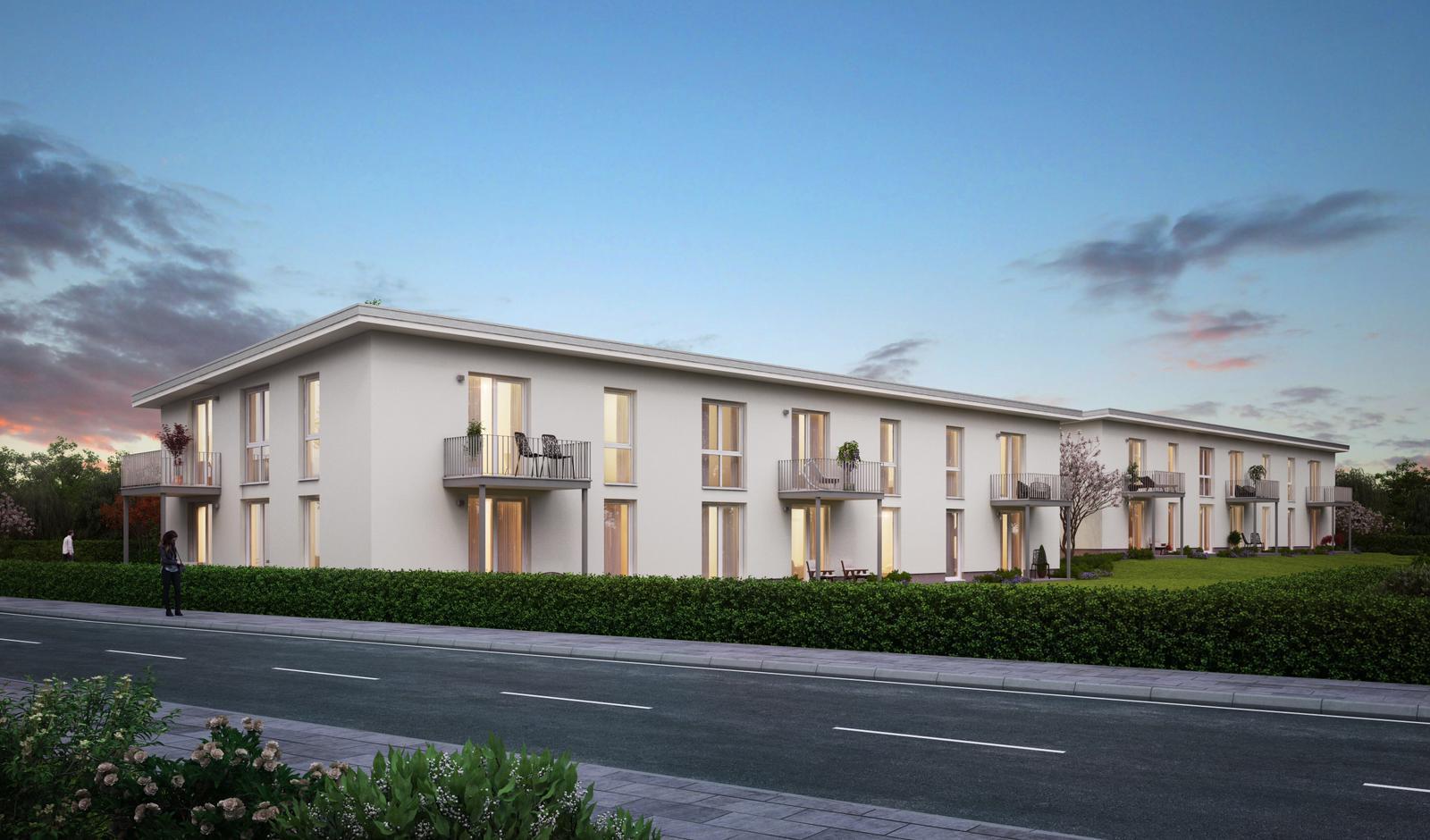 Zwei Mehrfamilienhäuser in Attendorn