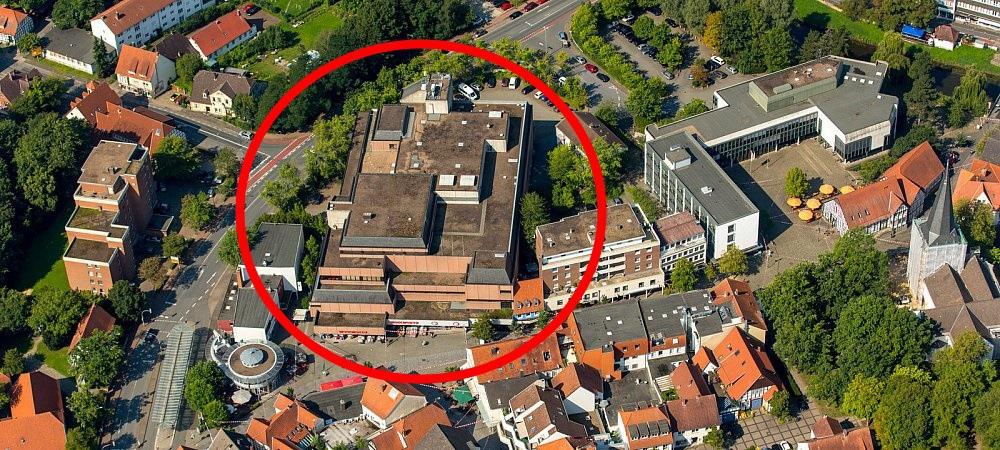 Wohn- und Geschäftshaus in Bünde