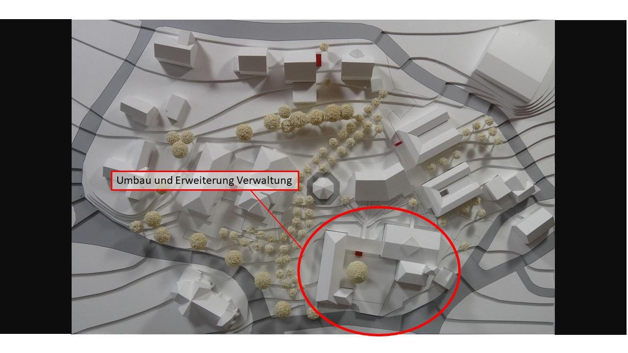 Revitalisierung und Entwicklung Rupp-Gelände in Kirchhundem - Welschen Ennest