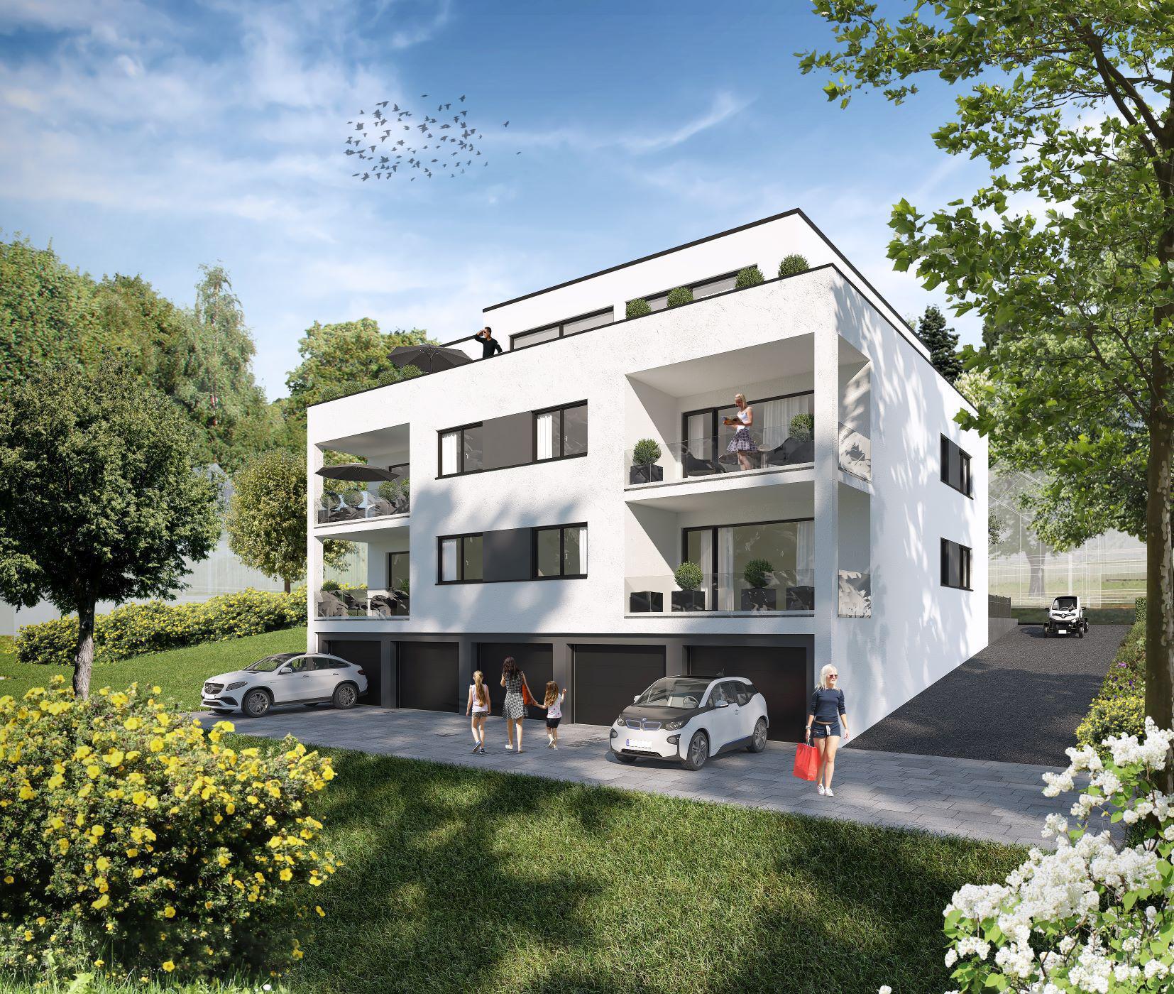 Mehrfamilienhaus Lüdenscheid Parkstraße