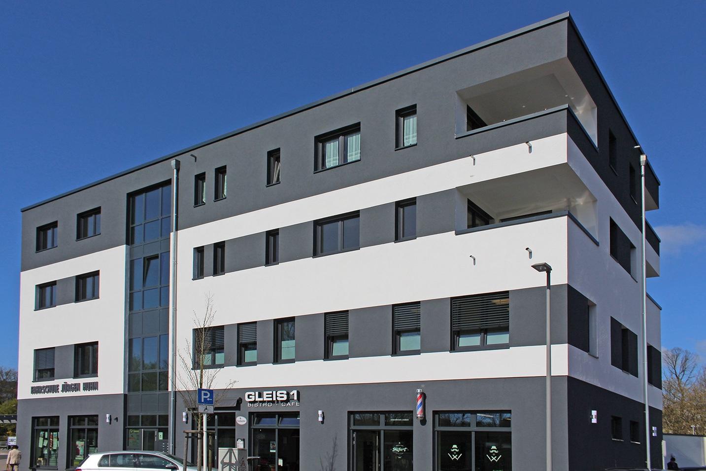 Neubau Wohn- und Geschäftshaus in Lüdenscheid