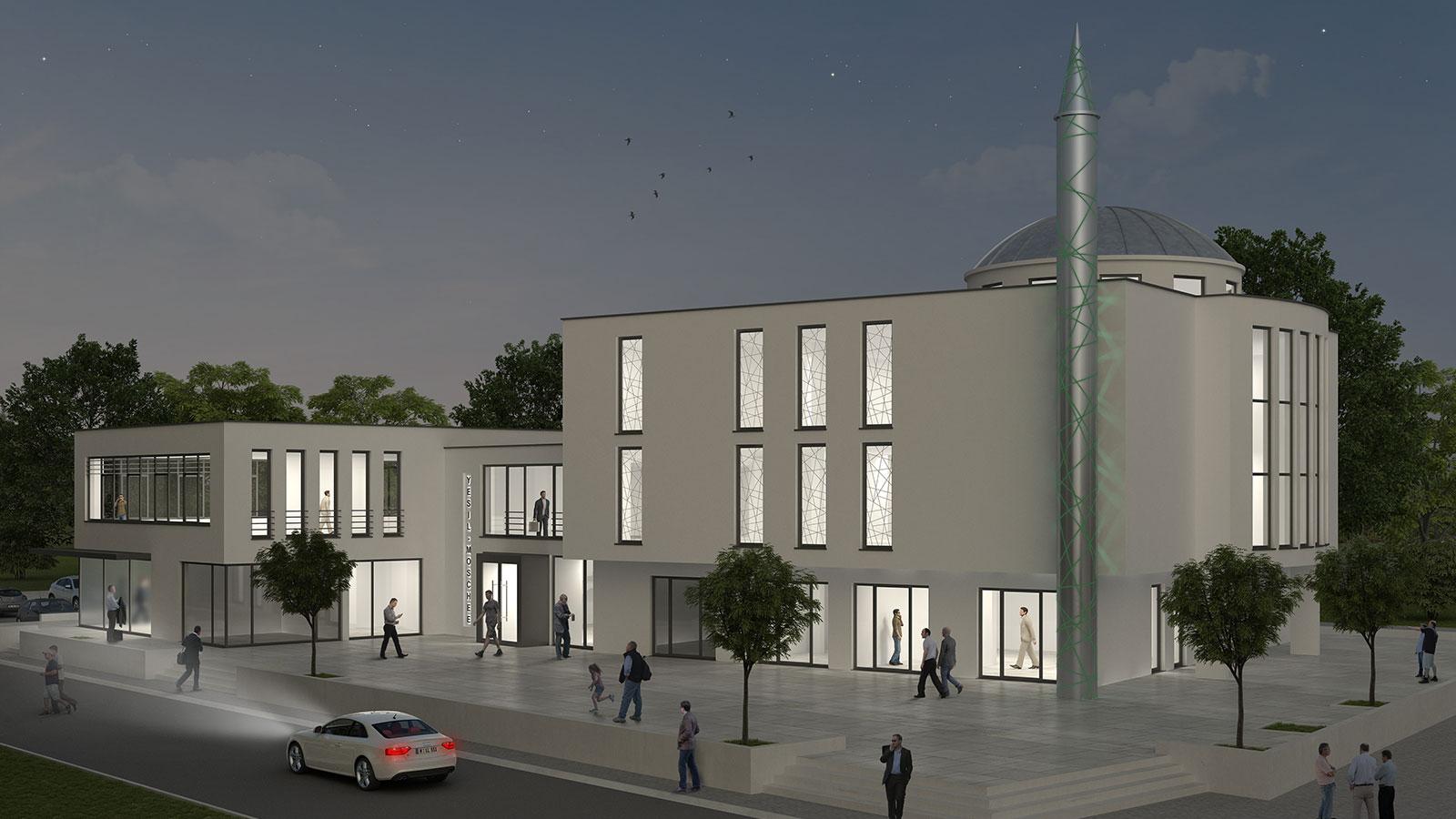 Moschee in Lennestadt